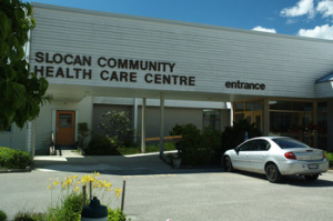 Slocan Community Health Care Centre